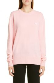 Acne Studios Nalon Wool Sweater  Unisex    Nordstrom at Nordstrom
