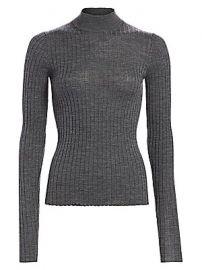Acne Studios - Kulia Merino Wool Turtleneck Sweater at Saks Fifth Avenue