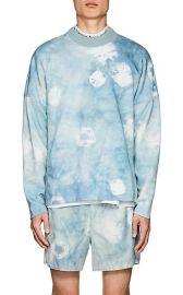 Acne Studios Fellke Bleach Sweatshirt at Barneys Warehouse