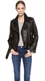 Acne Studios Mape Motorcycle Jacket at Shopbop