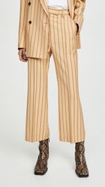 Acne Studios Patrina Pinstripe Trousers at Shopbop