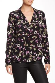 Adalyn Silk Shirt at Nordstrom Rack