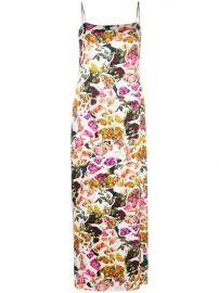 Adam Lippes Printed Cami Dress - Farfetch at Farfetch
