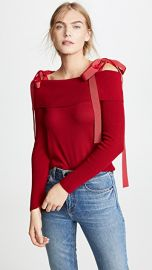 Adeam Off Shoulder Sweater at Shopbop