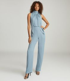 Adele Jumpsuit by Reiss at Reiss