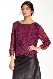 Adeline Blouse by Alice and Olivia at Nordstrom Rack