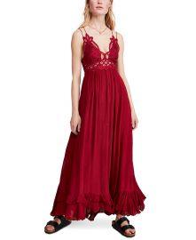 Adella Lace Maxi Dress at Macys