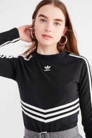 Adibreak Long Sleeve Tee at Urban Outfitters