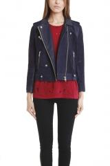Adila Jacket by IRO at Blue & Cream