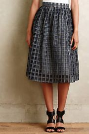 Adrie Skirt at Anthropologie
