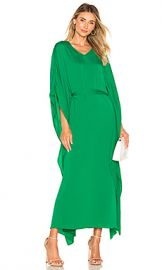 Aeryne Bennie Kaftan in Vert from Revolve com at Revolve