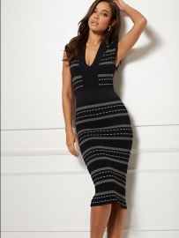Aimee Sweater Dress - Eva Mendes Collection  at NY&C