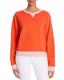 Aiya Colorblocked Sweatshirt at Bloomingdales
