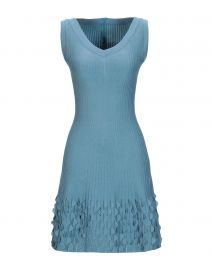 Alaia Short Dress at Yoox
