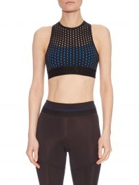 Alala Crossover Back Perforated Sports Bra at Matches