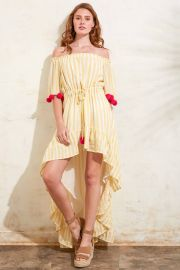 Alena Hi-Lo Dress at South Moon Under