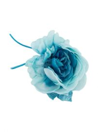 Alessandra Rich Flower Appliqu   Brooch - Farfetch at Farfetch