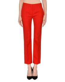Alexander McQueen Skinny Cropped Suiting Pants   Neiman Marcus at Neiman Marcus