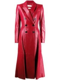 Alexander McQueen double-breasted Trench Coat - Farfetch at Farfetch