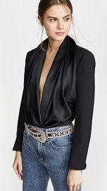 Alexander Wang Blazer Hybrid Bodysuit at Shopbop