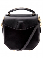 Alexander Wang Devere structured bag at Farfetch