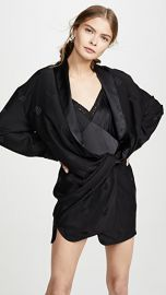 Alexander Wang Draped Pajama Romper at Shopbop