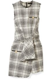 Alexander Wang Tweed dress at Net A Porter
