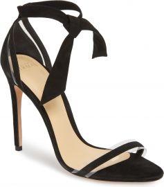 Alexandre Birman Clarita Clear Ankle Tie Sandal  Women    Nordstrom at Nordstrom
