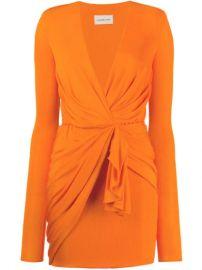 Alexandre Vauthier Jersey Dress - Farfetch at Farfetch