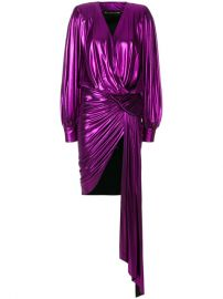 Alexandre Vauthier Sash Detail Dress at Farfetch