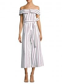 Alexis - Ninna Striped Jumpsuit at Saks Fifth Avenue
