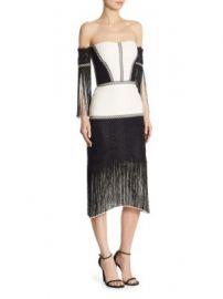 Alexis - Antoinette Off-The-Shoulder Dress at Saks Fifth Avenue
