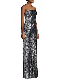 Alexis - Carleen Wide Leg Sequin Jumpsuit at Saks Fifth Avenue