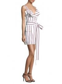 Alexis - Edrea Striped Dress at Saks Fifth Avenue