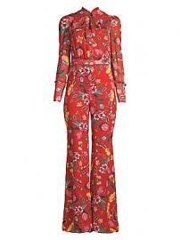 Alexis - Imogene Floral Jumpsuit at Saks Fifth Avenue