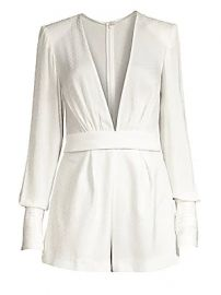 Alexis - Murphy Romper at Saks Fifth Avenue