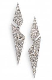 Alexis Bittar Crystal Encrusted Dangling Drop Earrings at Nordstrom