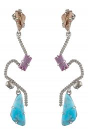 Alexis Bittar Crystal Maze Drop Earrings   Nordstrom at Nordstrom