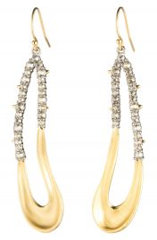 Alexis Bittar Freeform Crystal Encrusted Drop Earrings   Nordstrom at Nordstrom