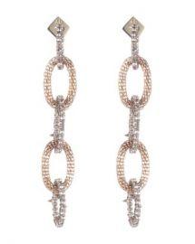 Alexis Bittar Interlocking Link Drop Earrings Jewelry  amp  Accessories - Bloomingdale s at Bloomingdales