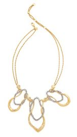 Alexis Bittar Leaf Necklace at Shopbop
