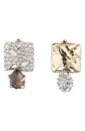Alexis Bittar Mismatched Stud Earrings at Nordstrom