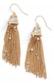 Alexis Bittar Tassel Drop Earrings at Nordstrom