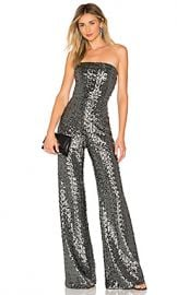 Alexis Carleen Jumpsuit in Sequins from Revolve com at Revolve