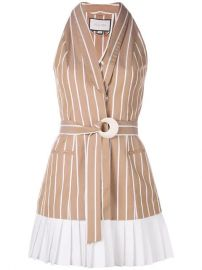 Alexis Carmona Striped Dress - Farfetch at Farfetch