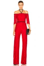 Alexis Joaquin Lace Jumpsuit at Forward
