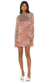 Alexis Madhu Dress in Sienna Leopard from Revolve com at Revolve