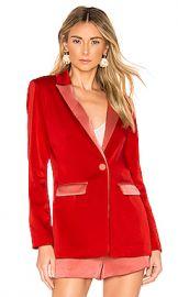 Alexis Nevra Blazer in Red from Revolve com at Revolve