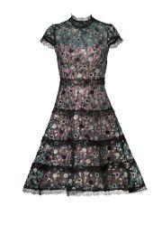 Alexis Peony Sequin Garden Dress at Rent The Runway