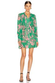 Alexis Tisdale Dress in Island Floral   FWRD at Forward